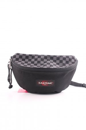 Eastpak Pouch Bag black-white check pattern casual look