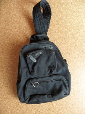 Eastpak Backpack black synthetic fibre