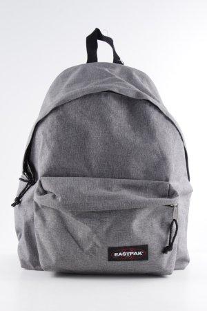 Eastpak Zaino laptop grigio chiaro puntinato stile casual