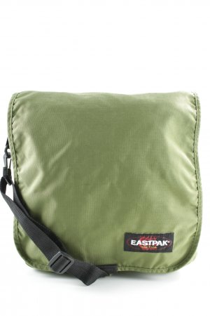 Eastpak Planentasche hellgrün-schwarz sportlicher Stil
