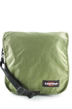 Eastpak Borsa messenger verde chiaro-nero stile atletico