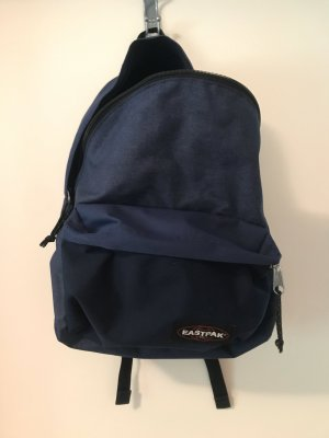 Eastpak School Backpack dark blue-blue
