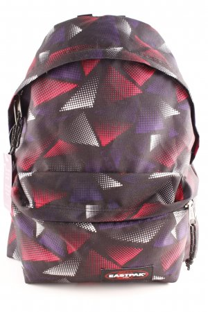 Eastpak Schoolrugzak abstract patroon casual uitstraling