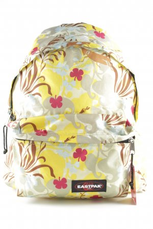 Eastpak Mochila escolar estampado floral look casual
