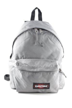 Eastpak School Backpack light grey-black casual look