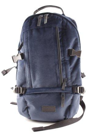 Eastpak Schulrucksack dunkelblau Street-Fashion-Look