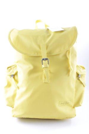 Eastpak Zaino per la scuola giallo stile da moda di strada