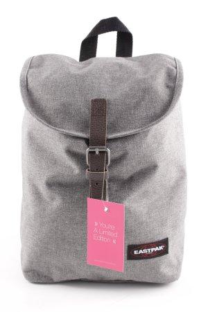 Eastpak Schulrucksack grau-schwarz sportlicher Stil