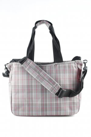 Eastpak Sports Bag check pattern casual look