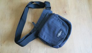 Eastpak Mini Bag anthracite-black