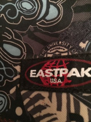 Eastpak- Umhängetasche, flippig