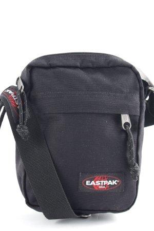 Eastpak Crossbody bag black-red college style