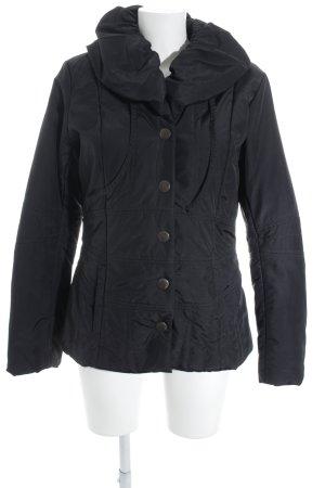 Easy Comfort Veste longue noir style décontracté