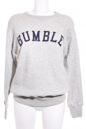 Ebbets Field Flannels Sweat Shirt flecked athletic style