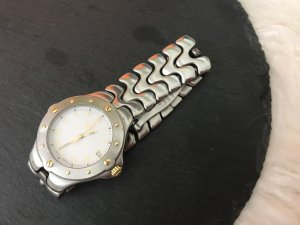 Ebelin Watch With Metal Strap light grey