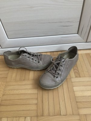 Ecco Lace Shoes light grey-grey