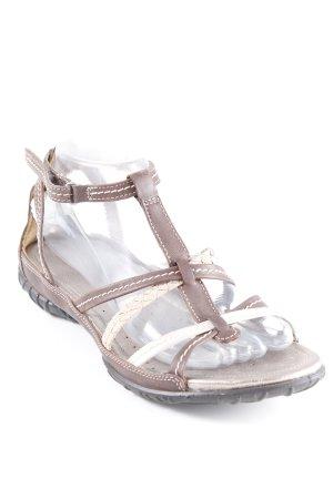 Ecco Komfort-Sandalen mehrfarbig Casual-Look
