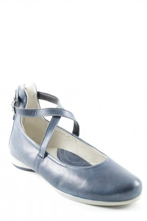 Ecco Strapped Sandals blue casual look