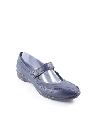 Ecco Riemchen-Sandalen dunkelblau Casual-Look