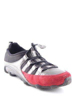 Ecco Schlüpfsneaker mehrfarbig Metallic-Optik