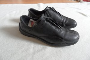 ECCO Schuhe gr.40,5  Leder , Schwarz  Top.