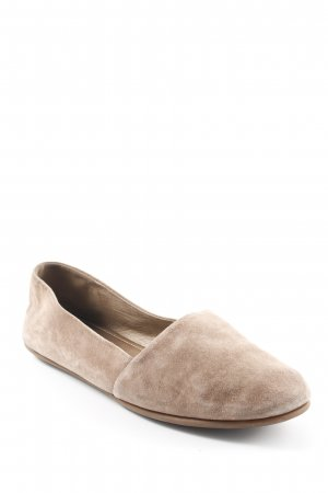 Ecco Slipper hellbraun Casual-Look