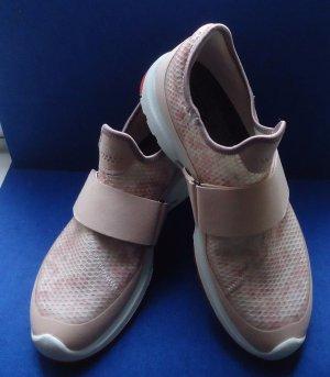 ECCO Sneaker/ Halbschuhe lachs Gr. 40