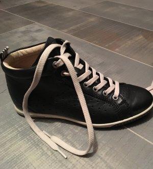 Ecco Sneaker schwarz Gr. 36