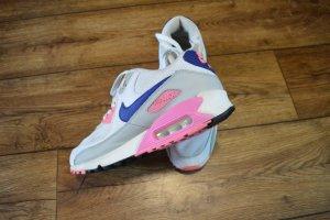 Nike Chaussure skate blanc-rose