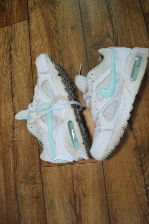 Nike Chaussure skate blanc-vert menthe