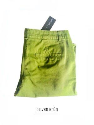 Echt coole & Stylische Hose in Oliven Moss grün (NP: 179€) / Marc Cain
