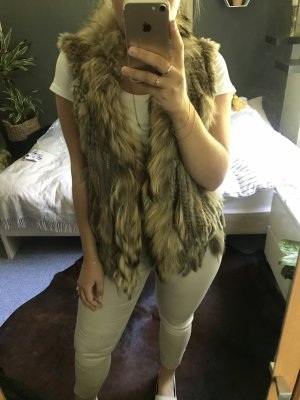 Catch Me Fur vest multicolored