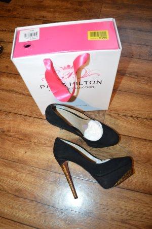 Echt heisse Paris Hilton Heels Gr. 38 im Original Karton