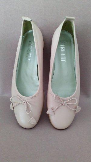 Echt Leder Ballerina Gr 42
