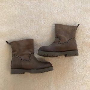 Echt Leder Boots, Fornarina, 37, neu