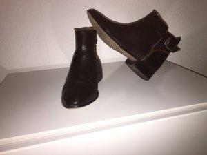 Echt Leder Boots in Gr.39