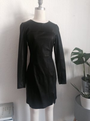 Echt Leder Kleid &other stories