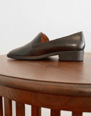 // Echt Leder Loafer