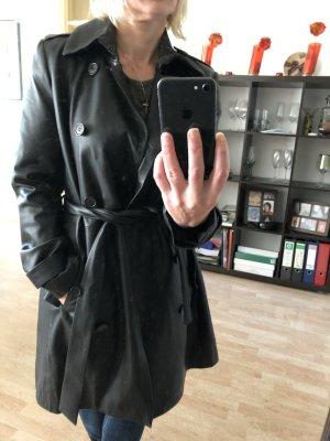 Echt Leder Mantel von Set