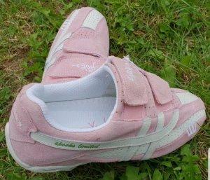 echt Leder Schuhe Turnschuhe Sneaker Laufschuhe Größe 37