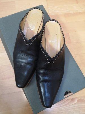 echt Leder Schuhe zum schlüpfen