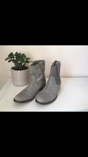 Winter Booties light grey