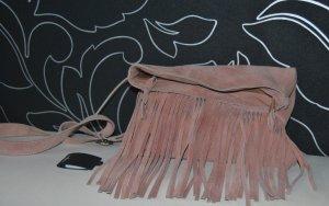 Bijou Brigitte Borsa a tracolla rosa antico