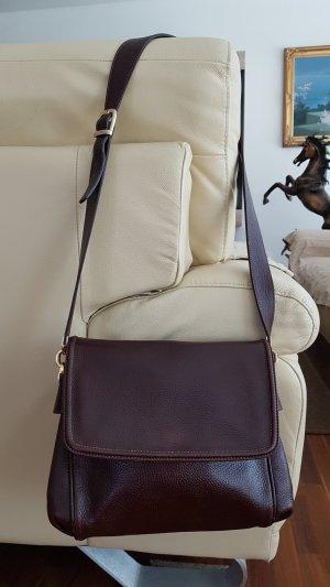 Echt Leder Tasche von Francesco Biasia