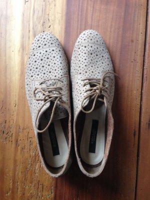 Echt Leder zara Schuhe