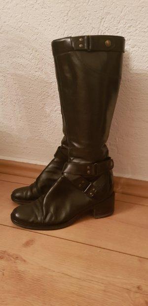 5th Avenue Hoge laarzen zwart