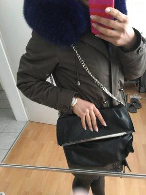 Echt Ledertasche von Cos schwarz Tasche