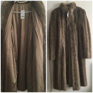 Echt Pelz Mantel Vintage