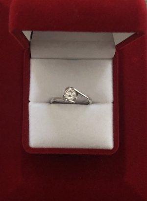 Echt Silber 925 Ring Gestempelt Neu