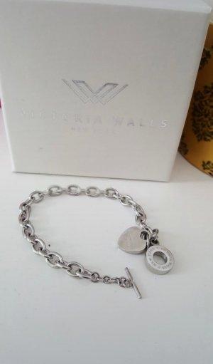 Silver Bracelet silver-colored
